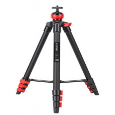 ZOMEi T60 Panorama Ball Head for Camera Cell Phone Tripod 54 inch Travel Tripod